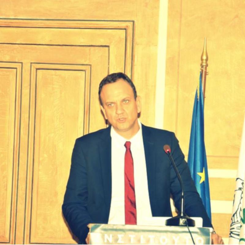 Dr. Dimitrios Aidonis